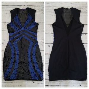 FOREVER 21 sequin dress size S/M